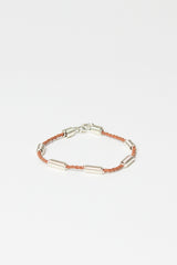 Tan Twist Again Bracelet