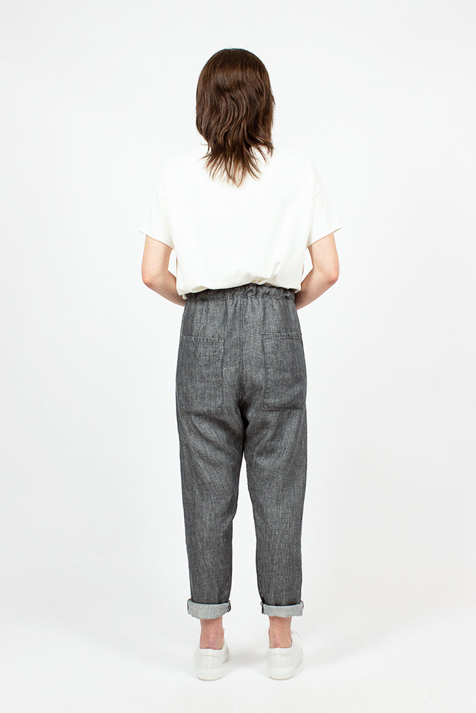 U2365 LD Trousers & Belt
