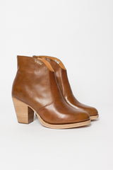 Brown Denali Folk Bootie