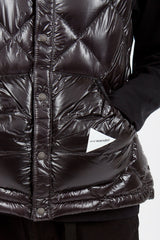 Black Diamond Stitch Down Vest