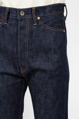 WP01B Selvedge Denim Tapered Jean