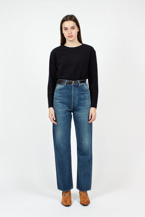 WP04B Selvedge Denim Monroe Jean