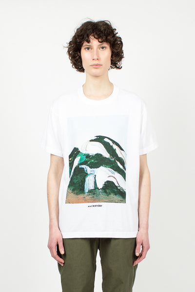 X YoJeong Mountain T-Shirt