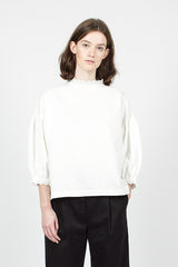 White Darlene Top