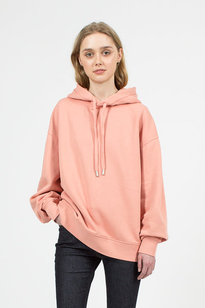 Yala As Rib Light Pink Hoodie
