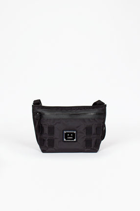 Logo Crossbody Bag Black