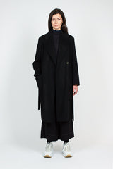 Carice Double Breasted Coat