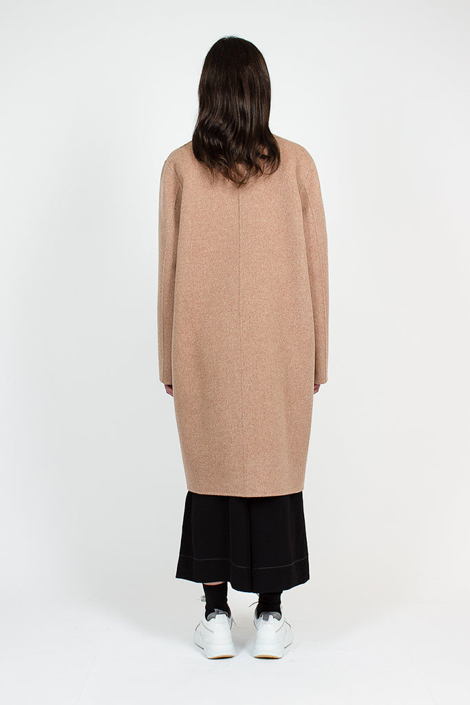 Avalon Camel Coat