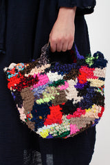 Multi Crochet Bag