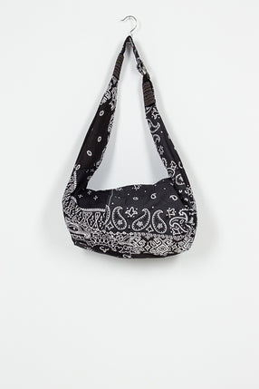 Black Bandana Beach Snuffkin Bag
