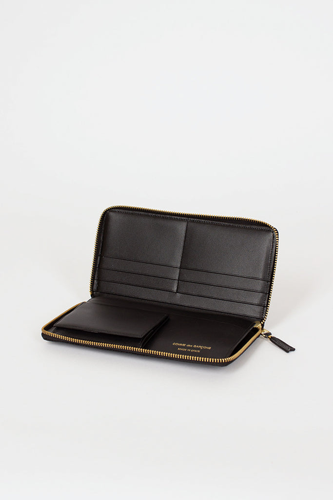 SA0110LG Black Luxury Wallet