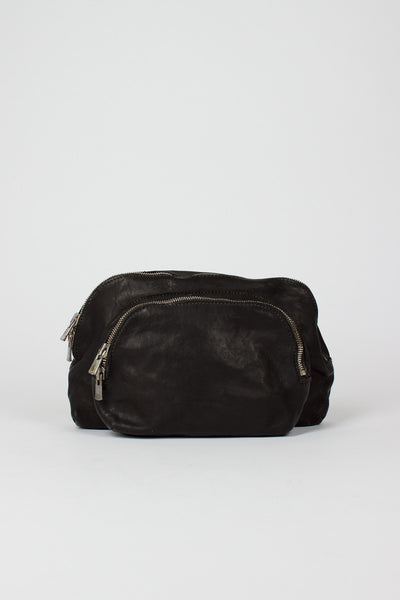 BTCO3 Soft Black Pouch