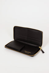 SA0110HL Black Huge Logo Wallet