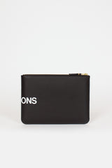 SA5100HL Black Huge Logo Pouch