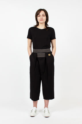 Waisted Stretch Trouser