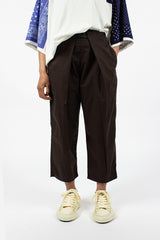 Beach Easy Pant Dark Grey