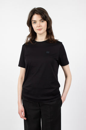 Ellison Face Tee Black