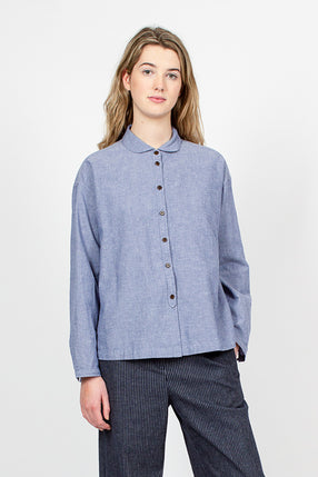 Marianne Blue Shirt