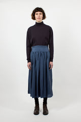 Random Pleated Skirt