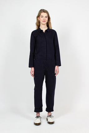 Garland Navy Boiler Suit
