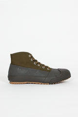 All Weather Khaki High Sneaker