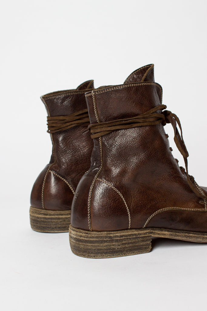 995 Brown Lace Up Boot