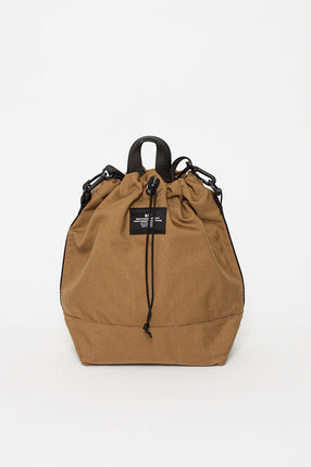 B.I.P Khaki Bucket Tote Bag