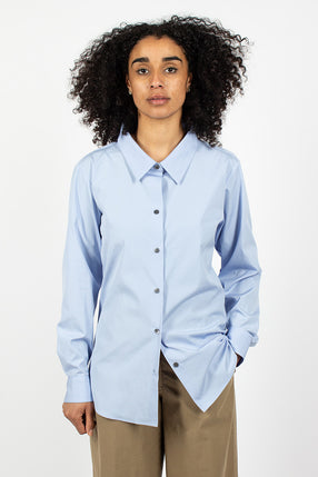 Camee Shirt Light Blue
