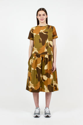 Perhacs Camo Dress