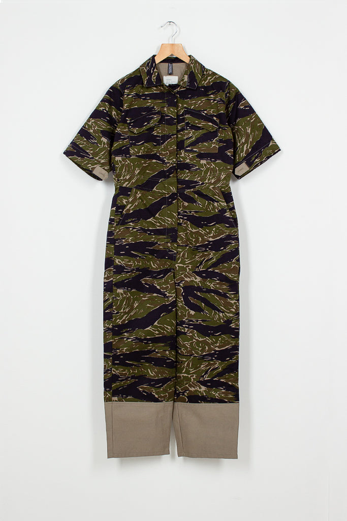 Tiger Camo Research Coverall