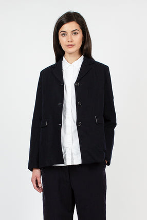 Carre Felt Jacket
