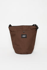 B.I.P Chocolate Circle Shoulder Tote Bag