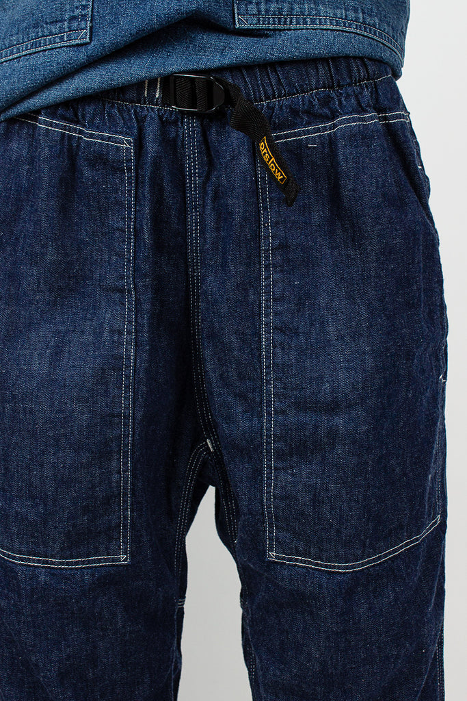 Climbing Pant One Wash Denim