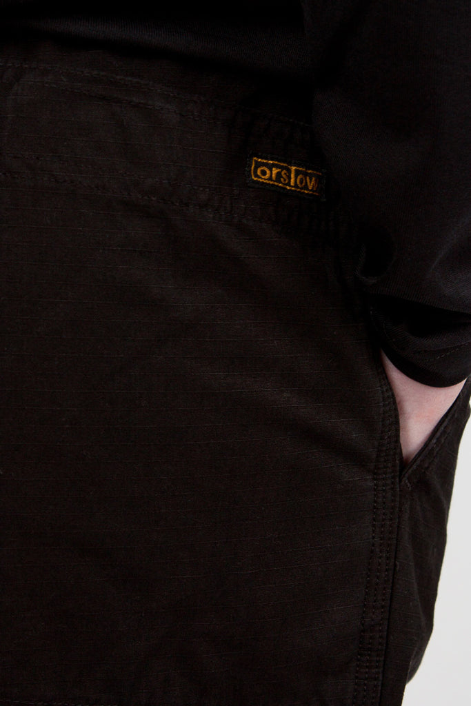 Black Ripstop Climbing Pant *Special