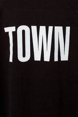 Jet Black Hometown Sweatshirt