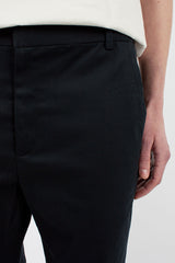 Navy Twill Uniform Pant