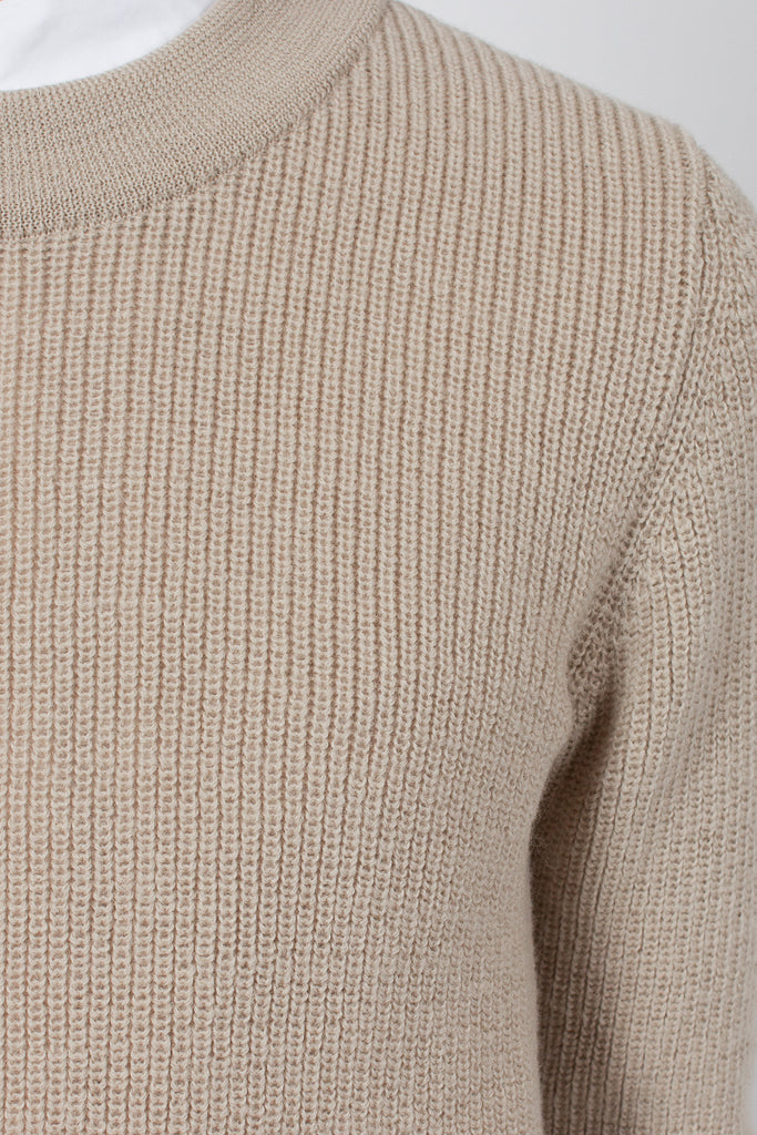 Putty Chunky Stitch Jumper