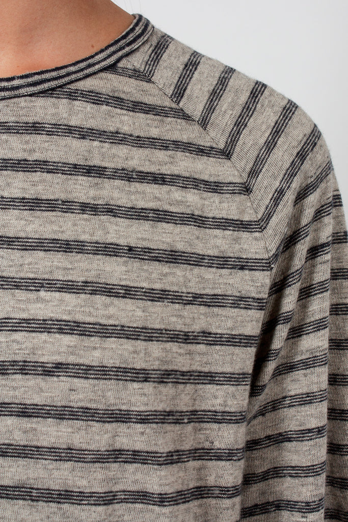 Flax Striped Tunic