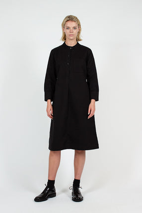 MHL Black Chore Dress