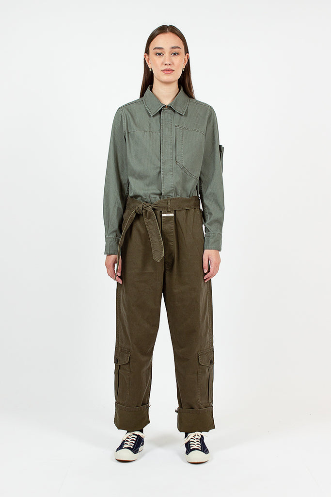 CLOSED X Nigel Cabourn Forest Coverall
