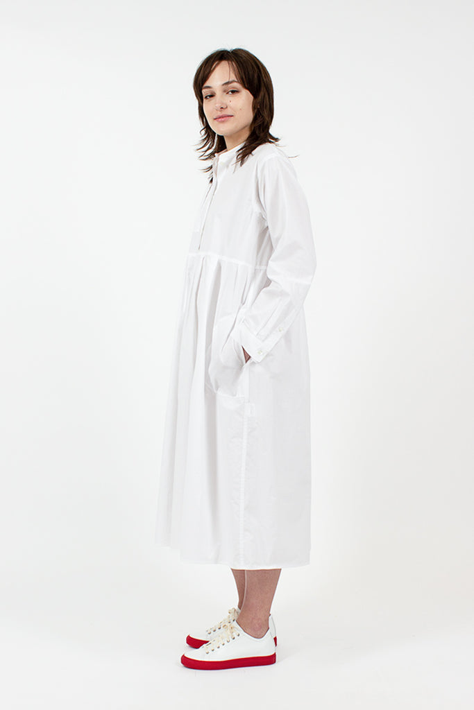 Darcy Long Shirt Dress