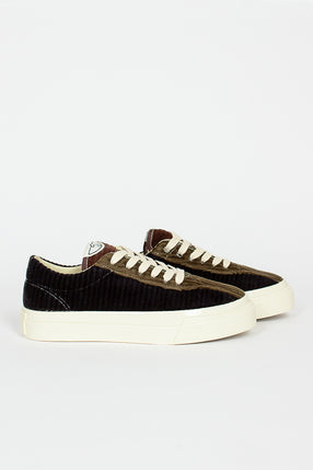 Dellow Grand Cord Sneaker Black Mix