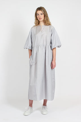 Demand Puff Sleeve Dress