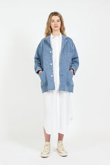 Two Year Wash Denim Jacket
