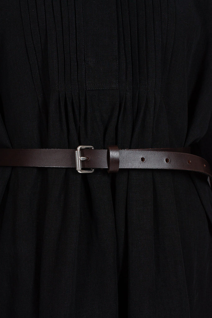 Dark Brown Vania Belt