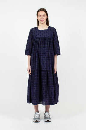 Navy Paloma Dress
