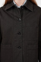 PJ Pocket Heavy Cotton Drill Jacket