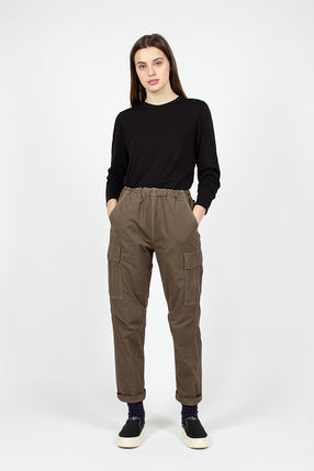 Olive Easy Cargo Pant