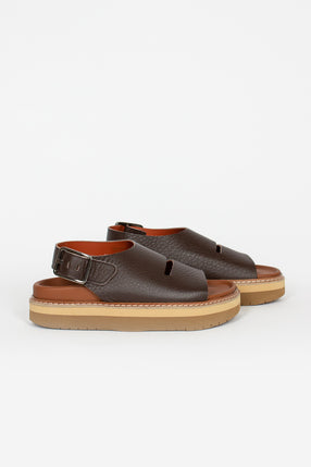 Fame Coffee Sandal