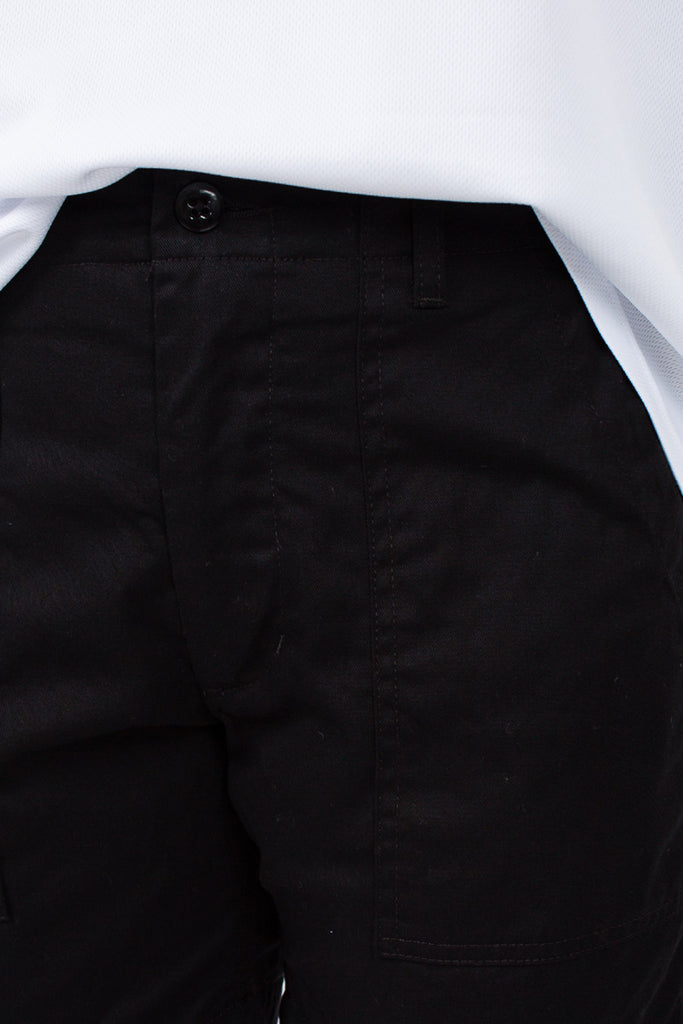 6.5oz Flat Twill Fatigue Short